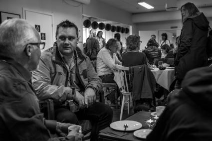 Krogvold Café 2016 (© Omar Sejnæs)