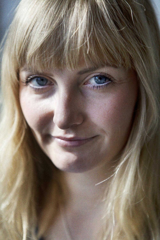 Anne-Stine Johnsbråten (Photo: Emil Ryge)