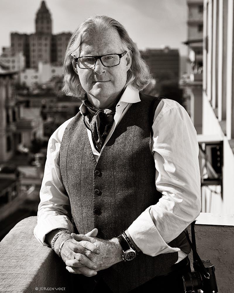 Peter Turnley (Photo: Jurgen Vogt)