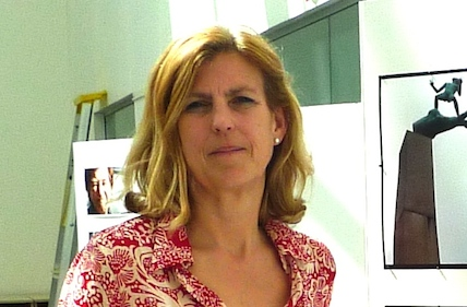 Lena Stjernström (© Maria Fäldt)