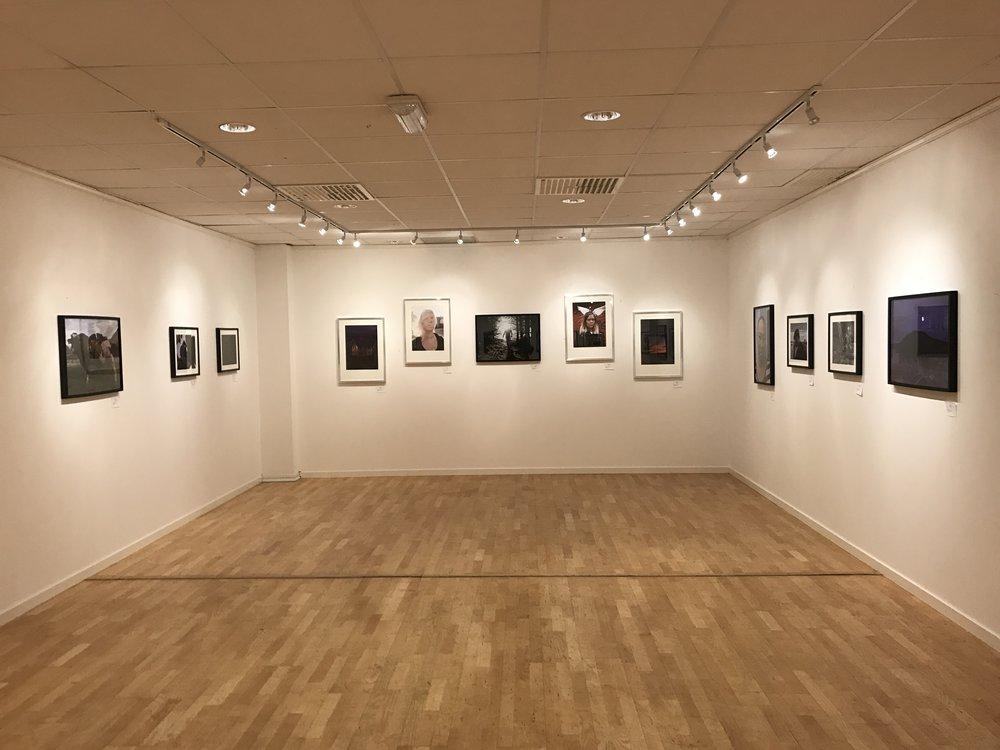Anna Adamo's exhibition