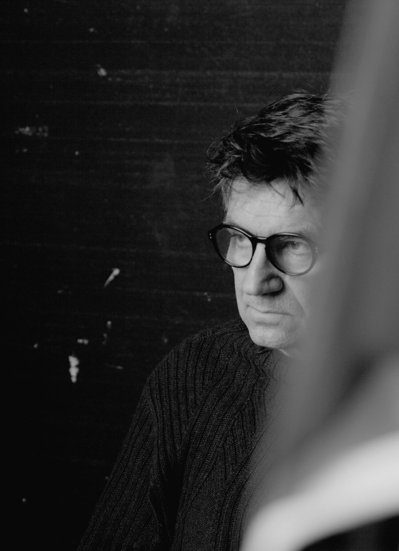 Massimo Leardini. Self portrait, Massimo Leardini ©