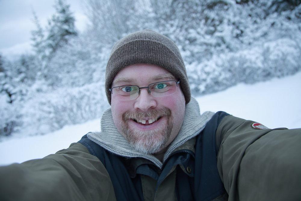 Photographer Jan Robert Williamsen  (Photo: Self portrait)