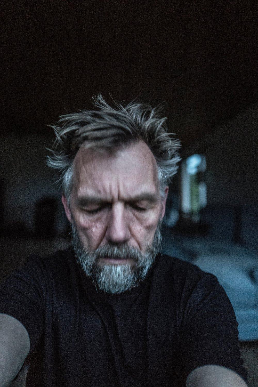 Bjørn Sterri. Photo: Self portrait, Bjørn Sterri ©