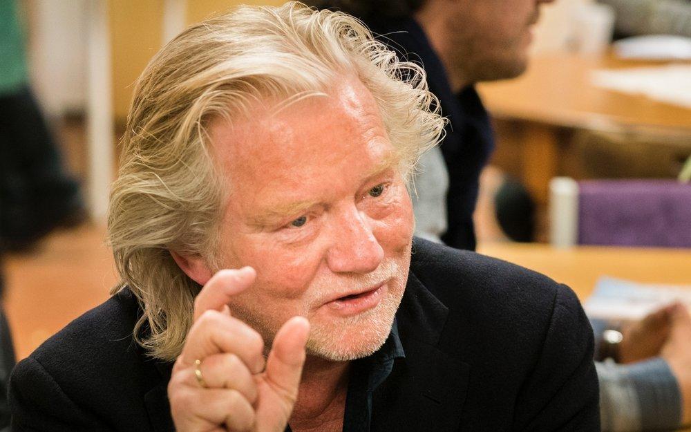 Morten Krogvold. Foto: Heine Schjølberg  ©