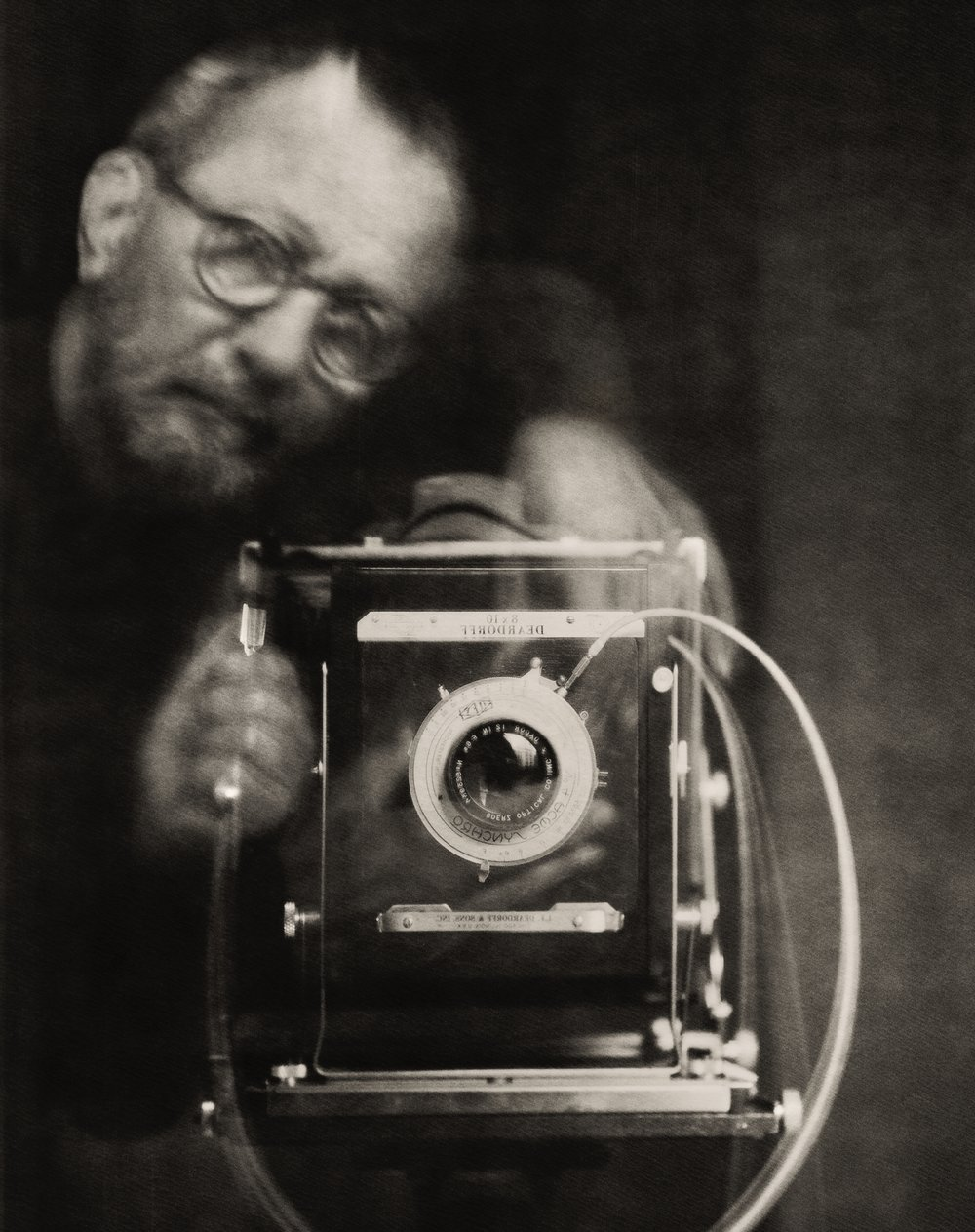 PAOLO ROVERSI  Photo: Self portrait, Paolo Roversi ©