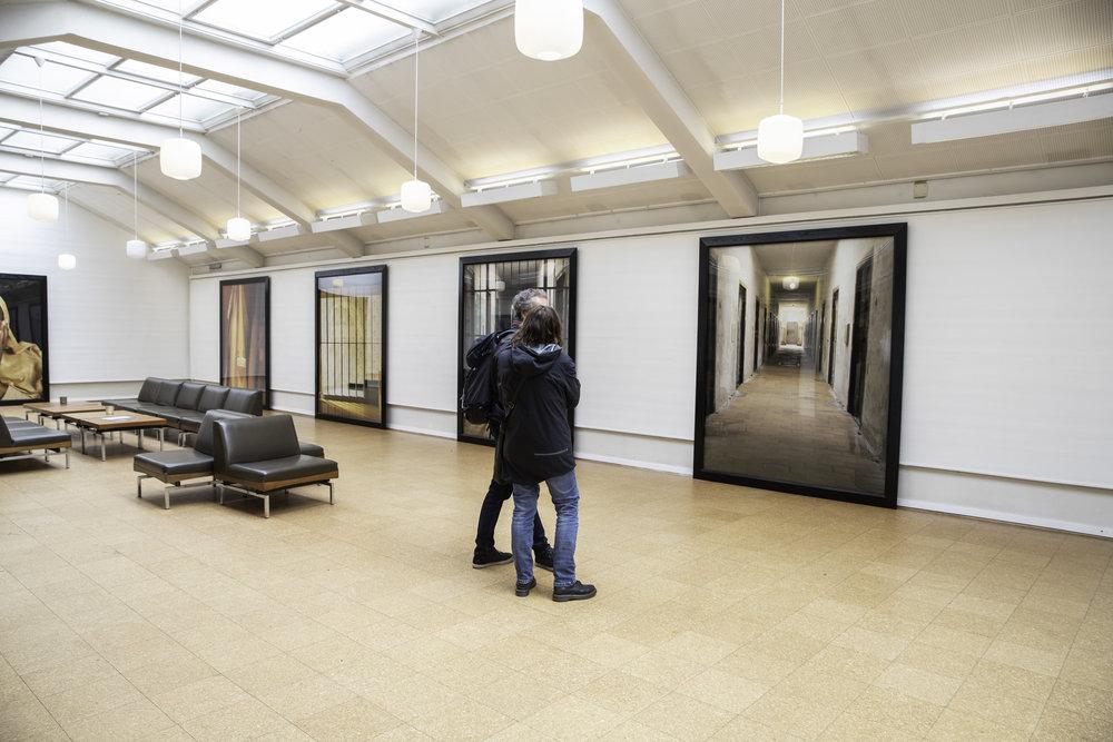 Andres Serrano's exhibition at Kunstforeningen