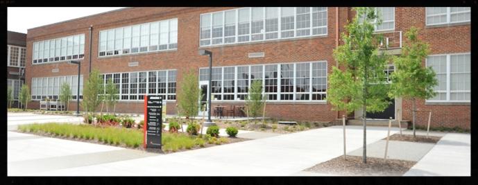 Jefferson School City Center
