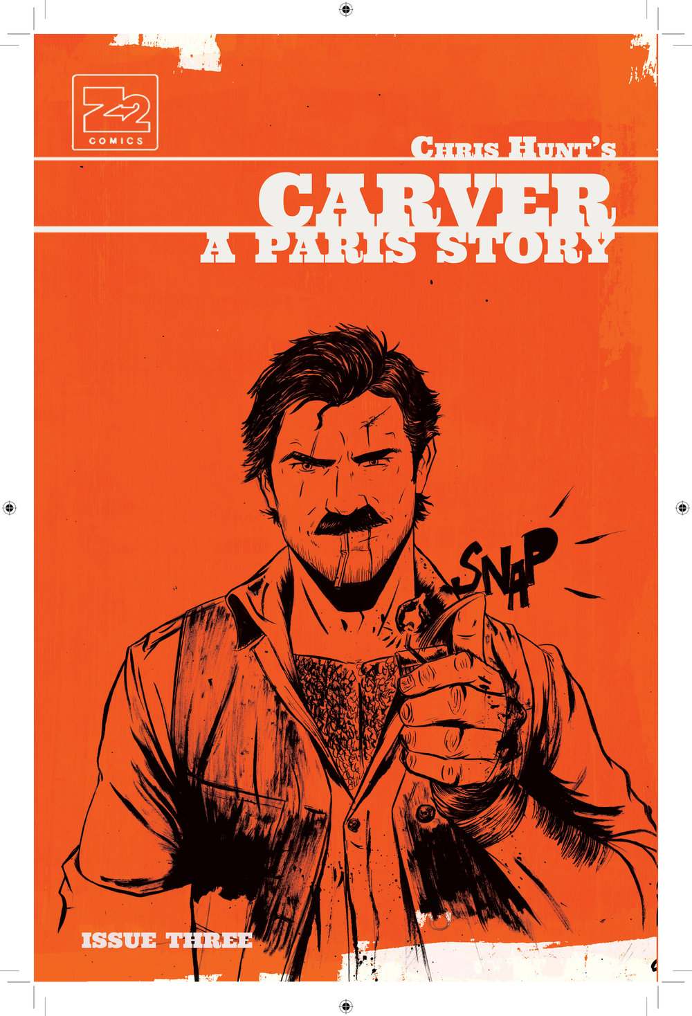 CARVER: A Paris Story Issue 3 (Final)