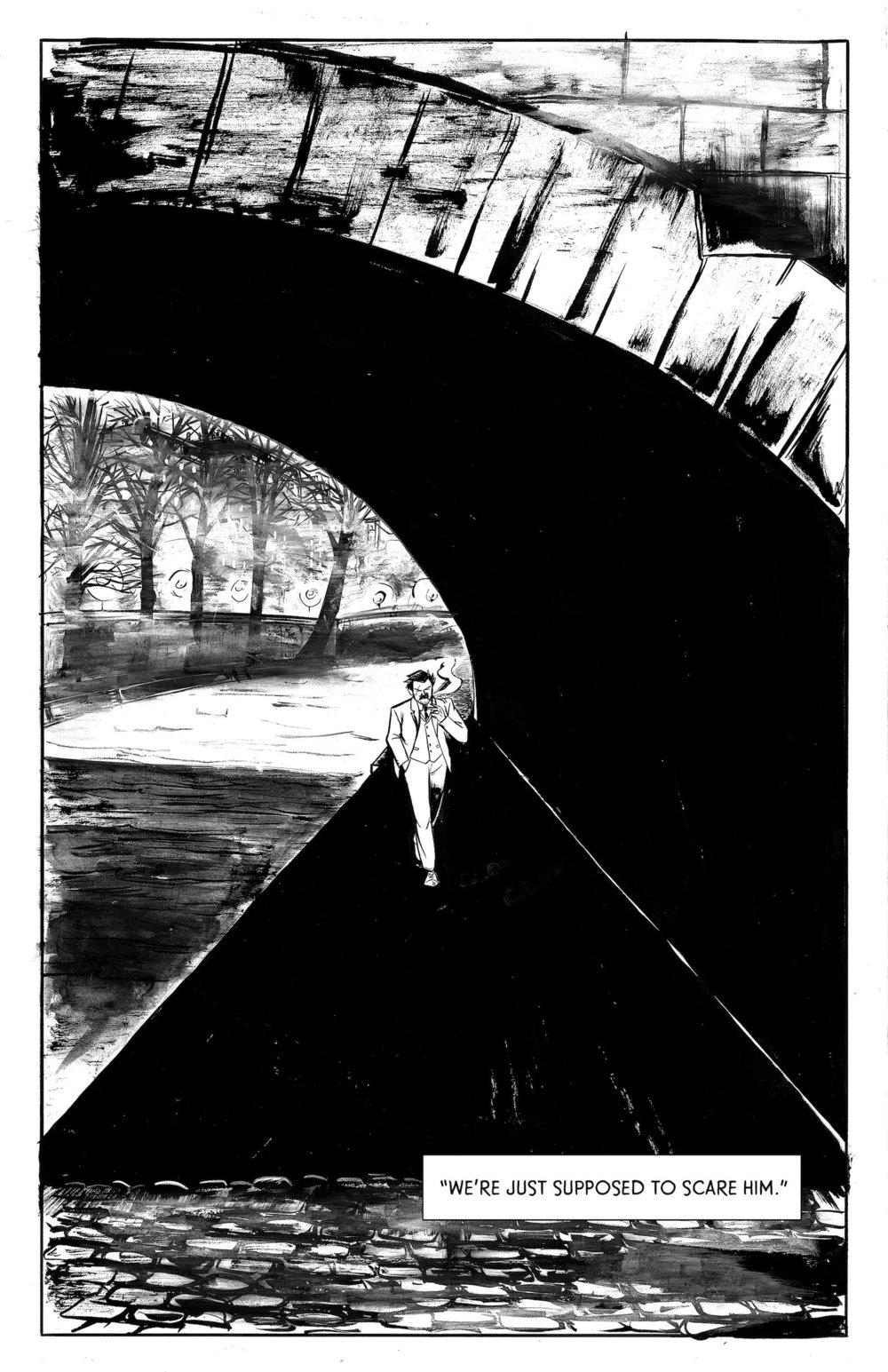 CARVER: A Paris Story Excerpt