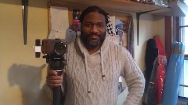 Filmaker Malik Isasis