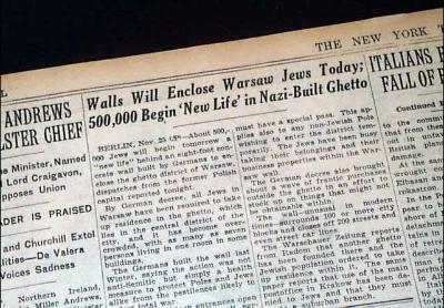 NY Times 26 November 1940