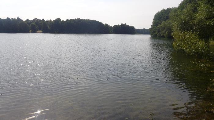Groß Glienicke See, Berlin
