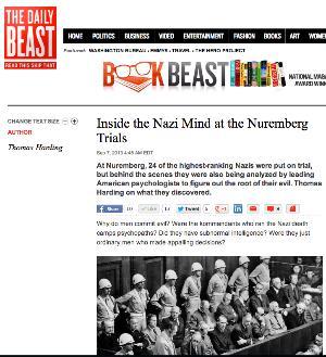 Daily Beast 7 Sep 2013