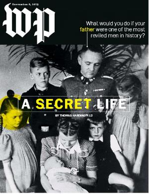Washington Post Magazine 8 Sep 2013