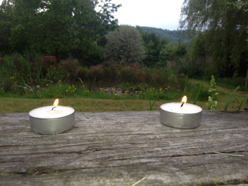 Candles at sunset.JPG