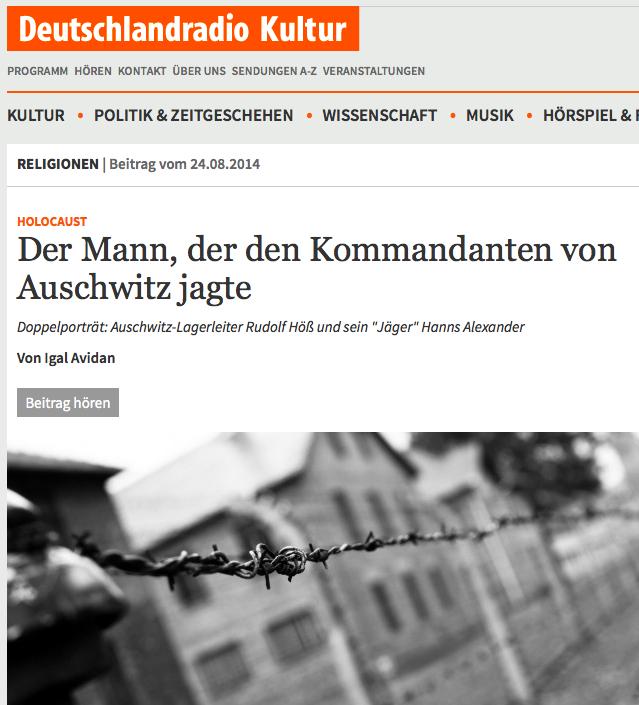 Deutschland Radio 24 August 2014 (USA)