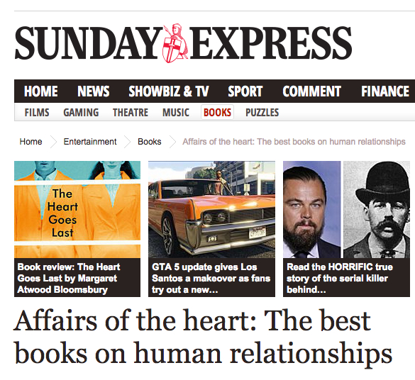 Sunday Express 20 September 2015