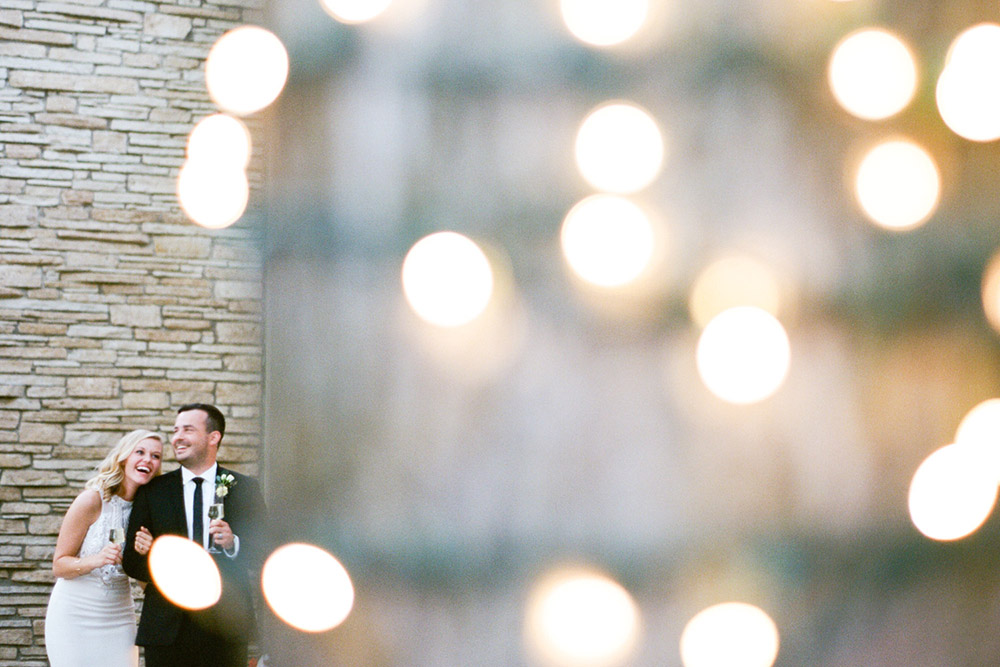 Hannah & Scott // Des Moines Art Center Wedding