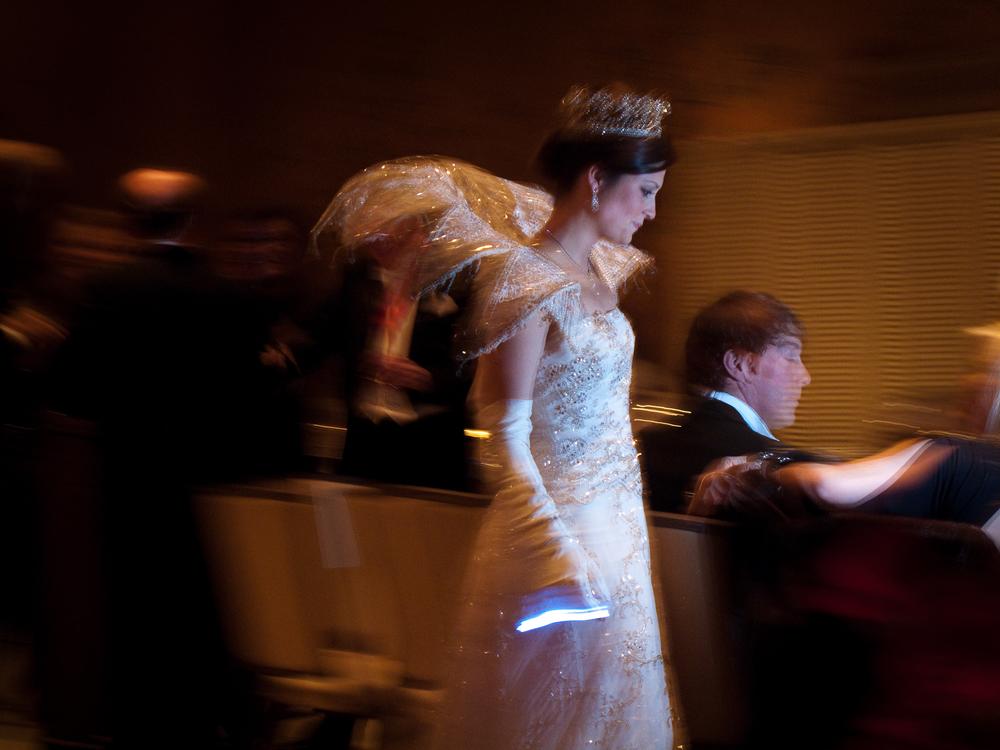 Her majesty.   New Orleans, LA. 2010  Digital.