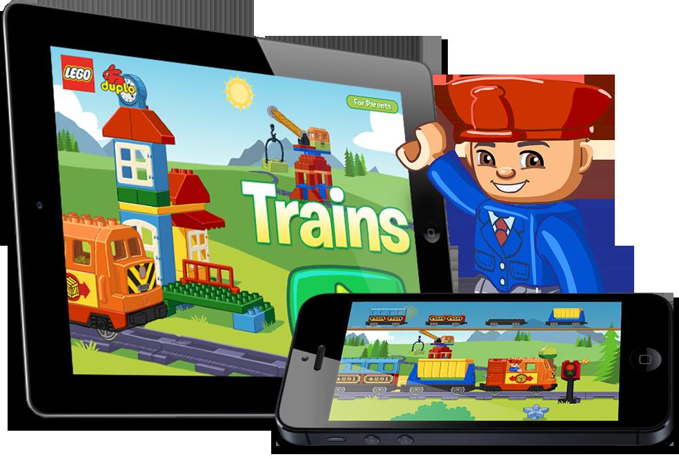 LEGO® DUPLO® Trains
