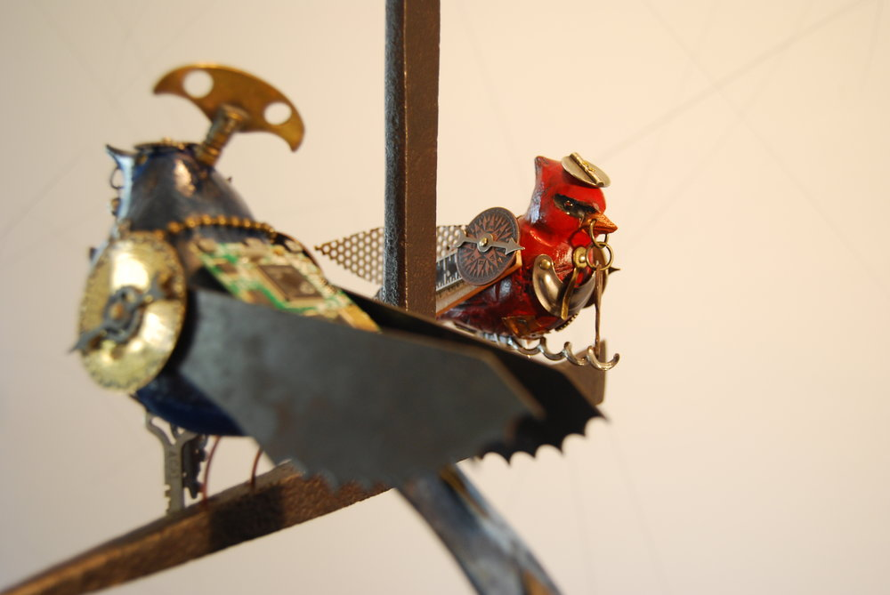 Beware of Birds Bearing Gifts!