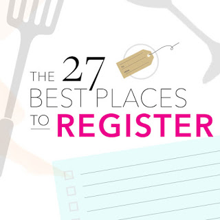 check out our wedding gift registries blog for a list of the best places to register