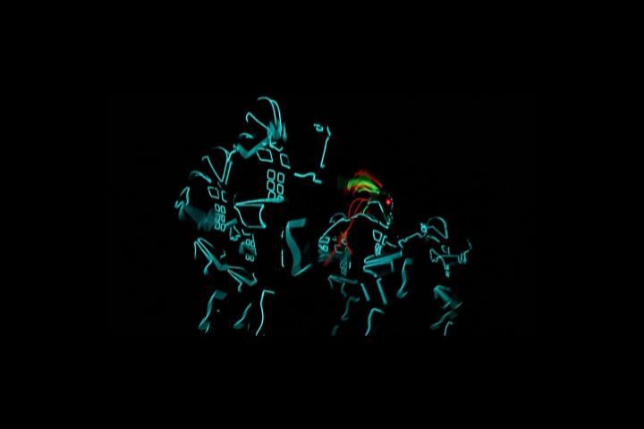 Vospertron HK dance show