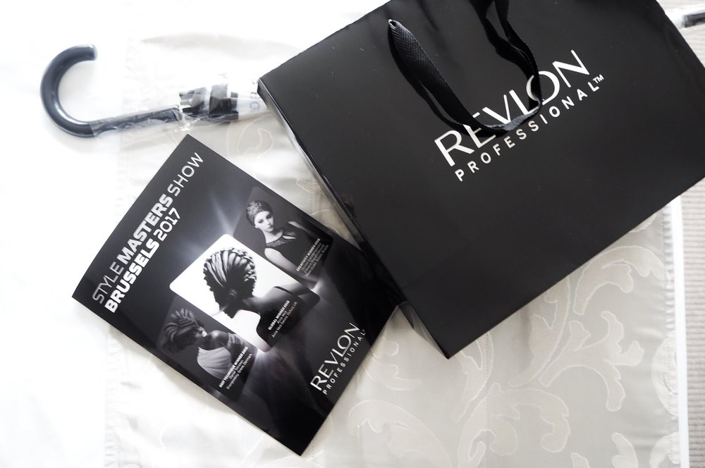 Thanks Revlon Professional for letting me tag along!