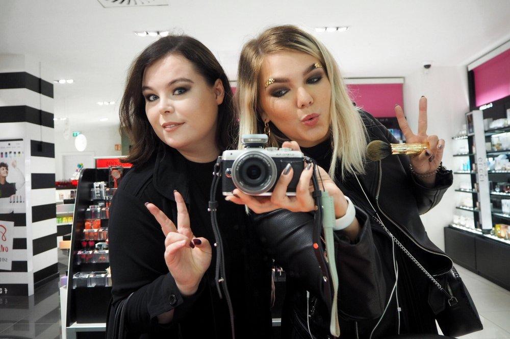 Me and   Karin  ! <3