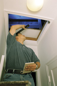 Is a peek in the attic enough? A good auditor gets nearly as dirty as the insulation crew that follows.