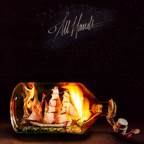 Doomtree 'All Hands' record cover