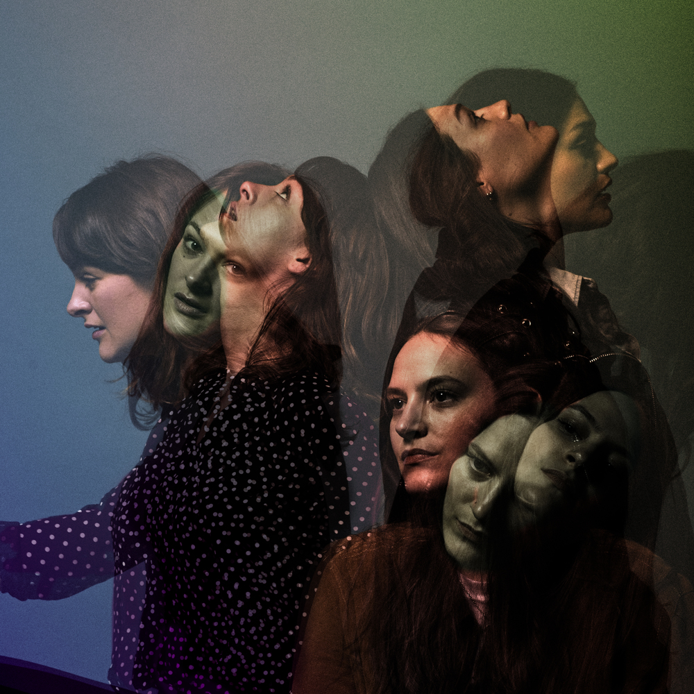 The Staves - Sleeping In a Car EP cover