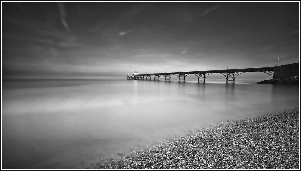 Clevedon Pier & Beach