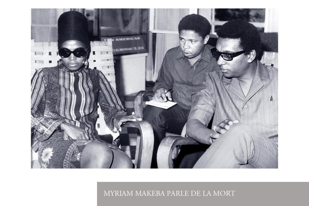 Miriam Makeba, présente !