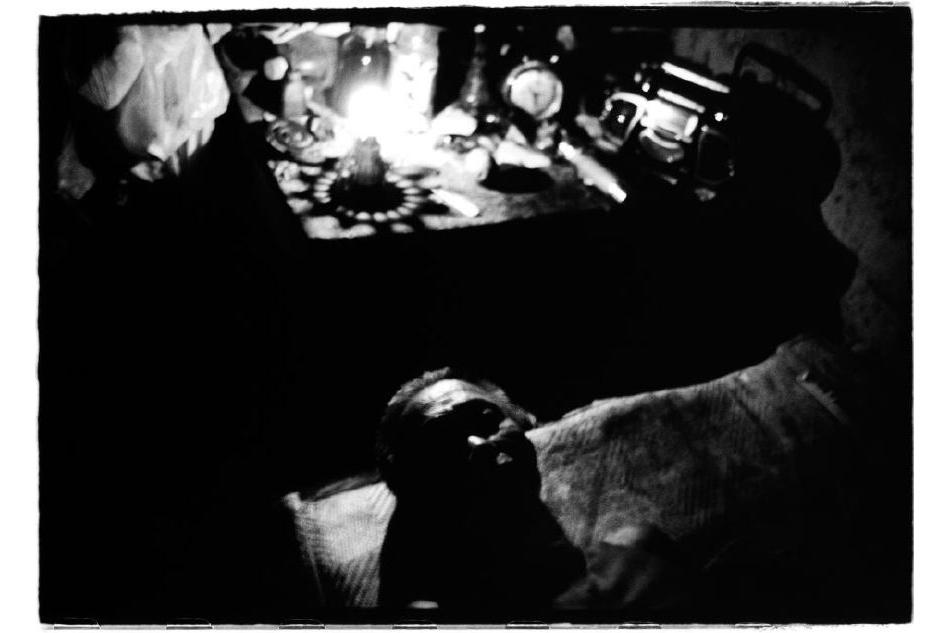 Kosuke Okahara , Vanishing existence.