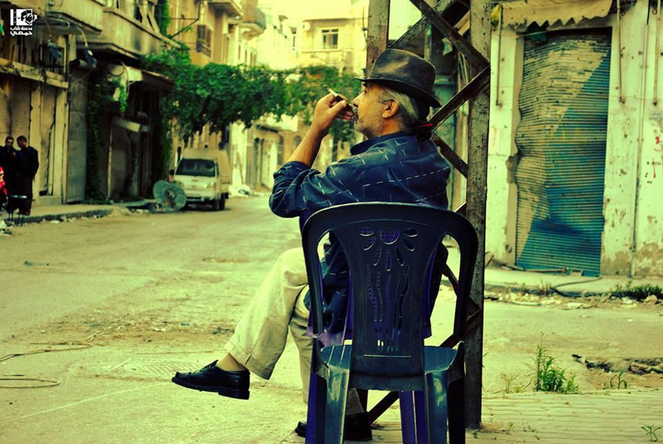 المكان: حــمــص - أحياء حـمـص الـقـديـمــة Location: Homs City - Neighborhoods of Old Homs الزمان: اليوم - 9 آب 2013 Date: today - 9 August 2013