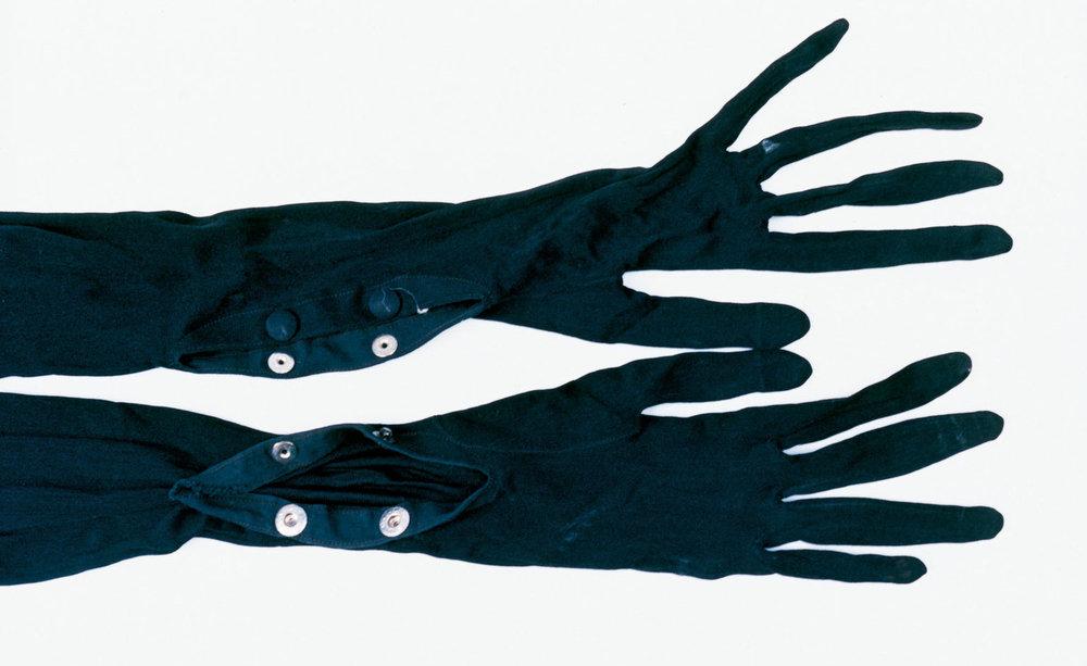 Les gants de Frida Kahlo par Ishiuchi #86', 2012-2015