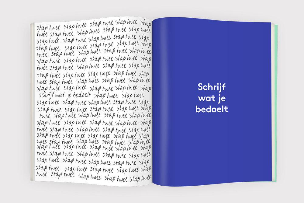 Boek Jippie, ik schrijf een joepie