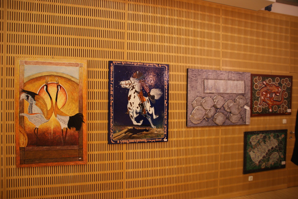 Herbstausstellung Werke v. Norbert Rathkolb.JPG