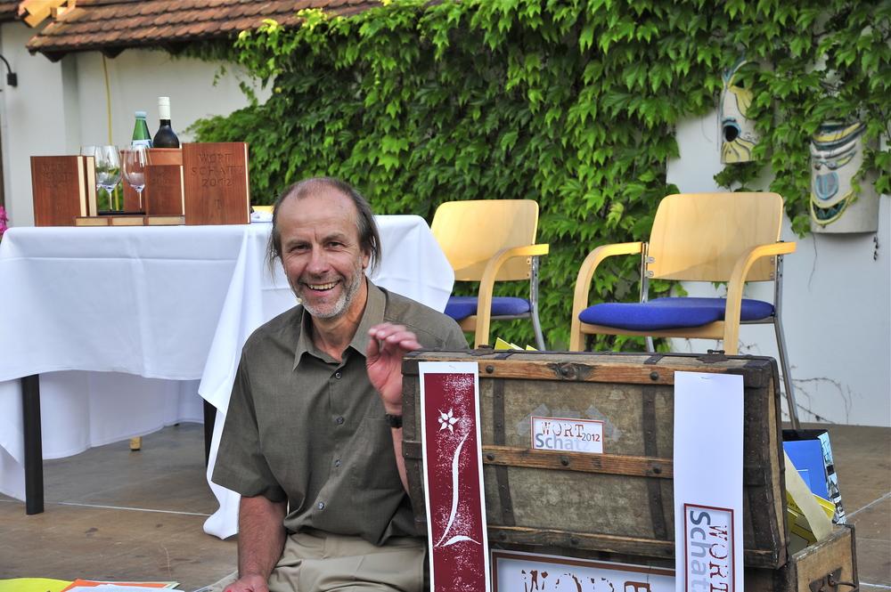 Werner Sonnleitner - Wortschatz 2012 Literaturwettbewerb