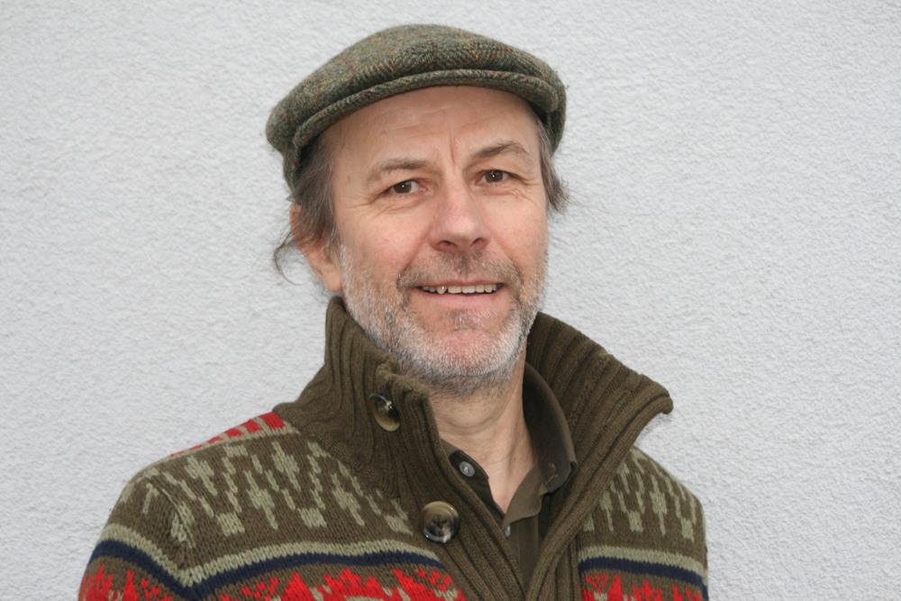 Werner Sonnleitner, Leiter Kulturmarkt Hartmannsdorf