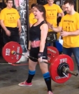 This is what a good deadlift looks like.