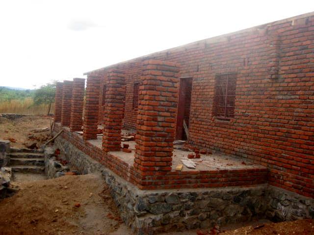 Pastor Phiri's House