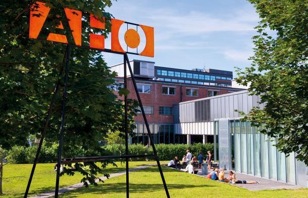 AHO's campus