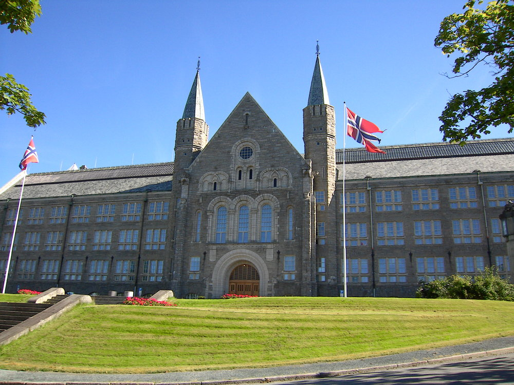 Gløshaugen, NTNU's main building