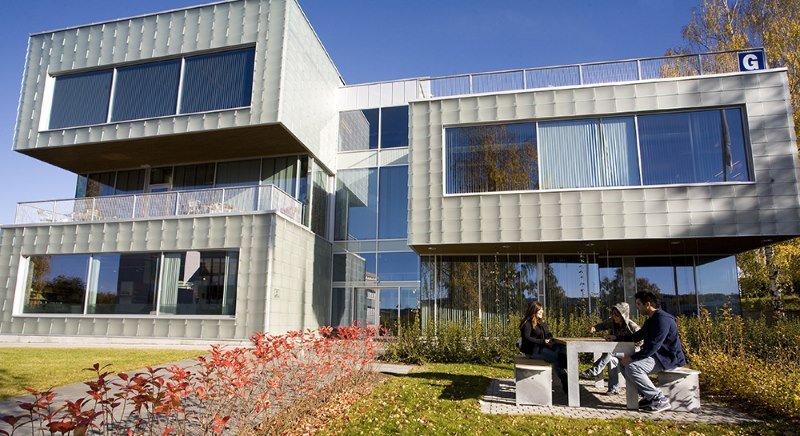 NTNU Gjøvik's Campus
