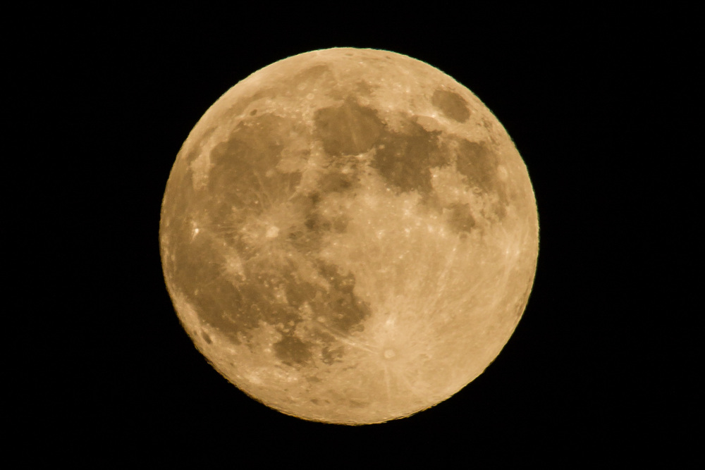 This years super moon