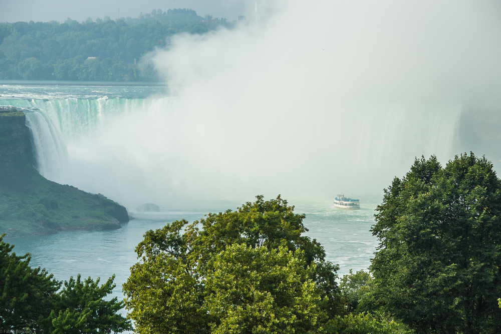 Another trip for the Maid of the Mist