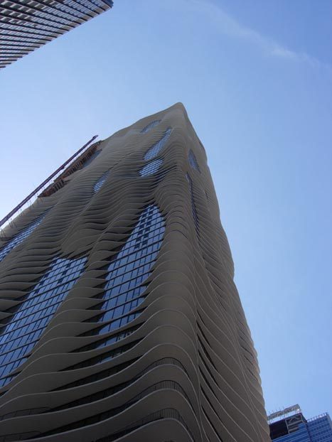 near the waterfront, Chicago